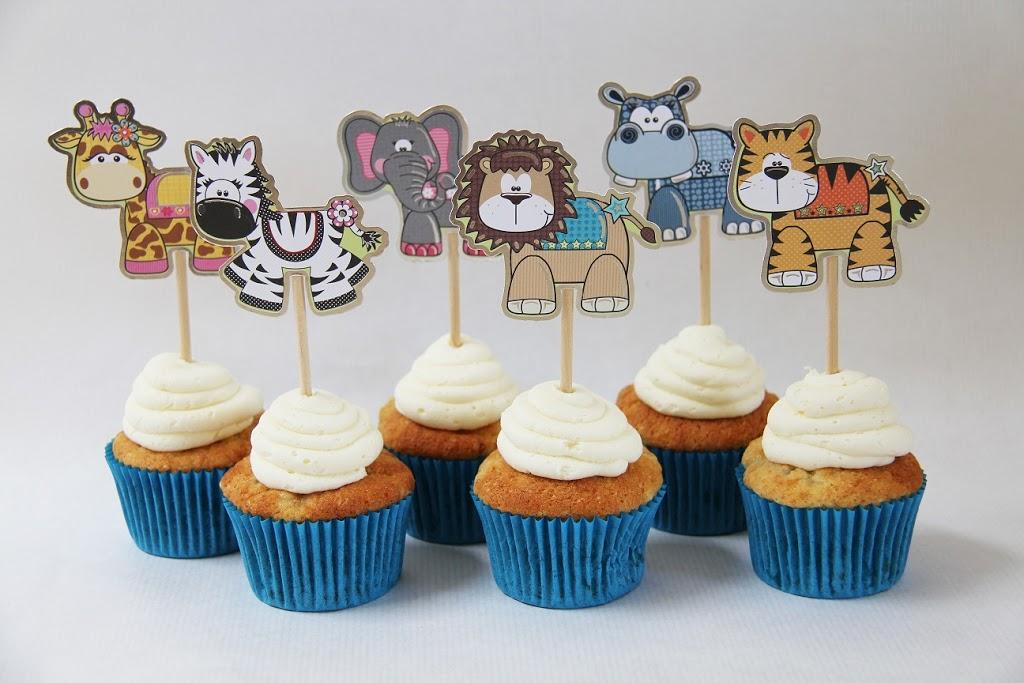 Cupcakes til børn