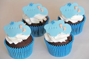 Cupcakes til inspiration - drenge