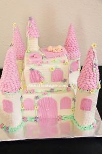 Dåbs og fødselsdags kage i en