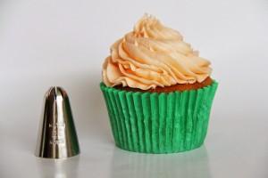 Cupcake swirls med 2C tylle