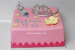 Endnu en prinsesse kage