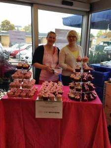 Projekt Cupcakes mod brystkræft afsluttet
