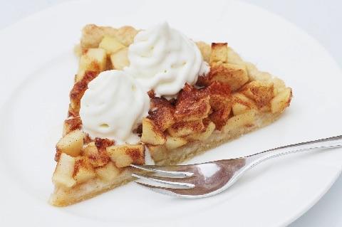 Lækker hjemmelavet æbletærte