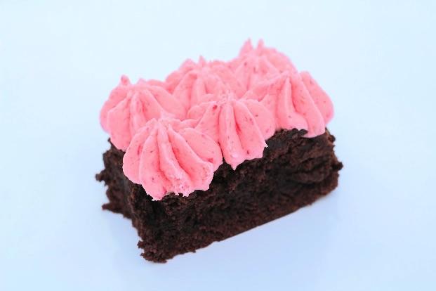 Brownies fra Martha Stewart, med en skøn og intens smag af chokolade.