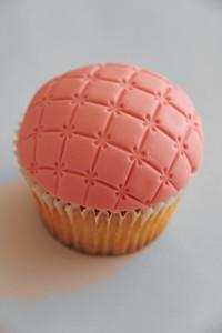 Cupcakes med fondantlåg