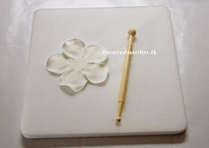 Guide til fondant blomster
