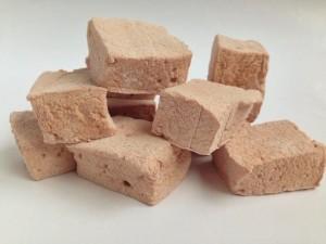 Hjemmelavet kakao skumfiduser
