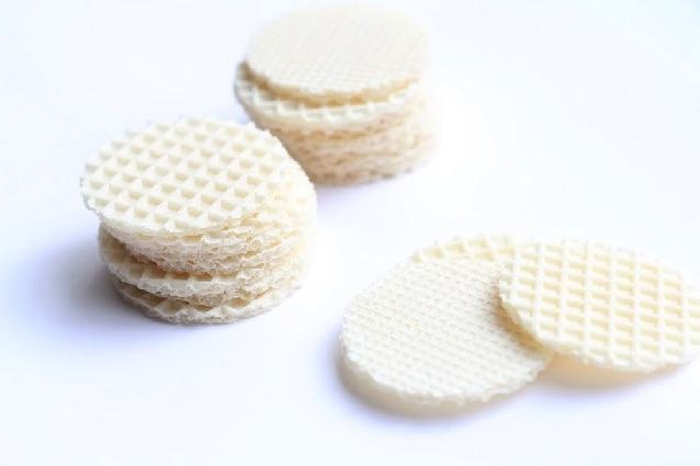 Vafler til flødeboller - Annettes kager