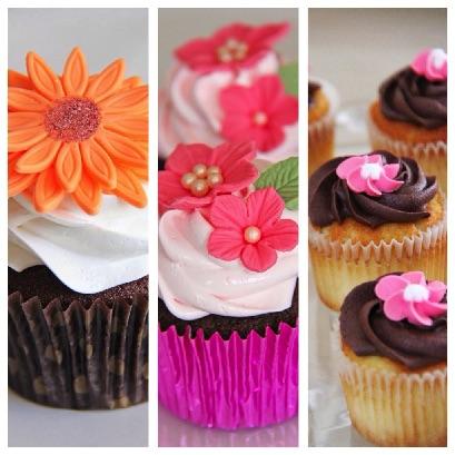 Cupcake guide - Annetteskager