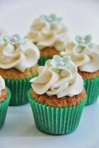 Pistacie cupcakes 2