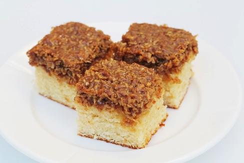 Drømmekage i bradepande - Annettes kager