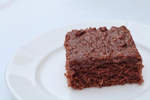 Chokoladekage - Den der du ved nok