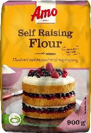 Amo Self Raising Flour 900 g