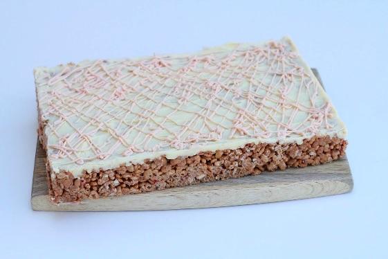 Rice krispies treat - Annetteskager
