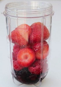Bær mousse 1