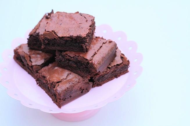 Lækre brownies fra Martha Stewart