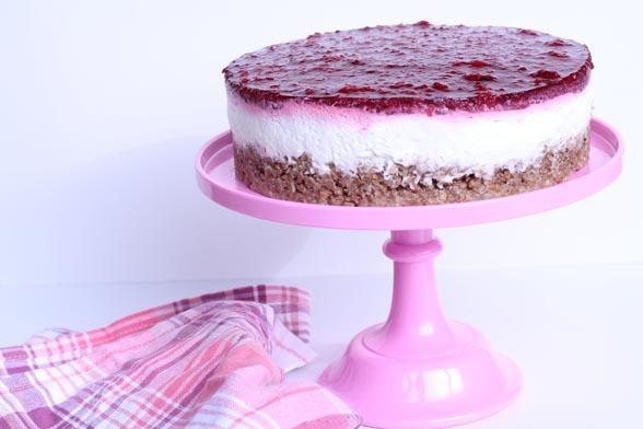 Nem cheesecake - Annetteskager