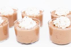 Chokolademousse kagefyld