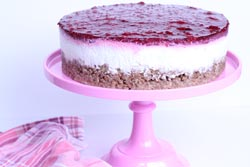 Nem cheesecake opskrift uden husblas