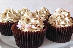 Cupcakes med Baileys