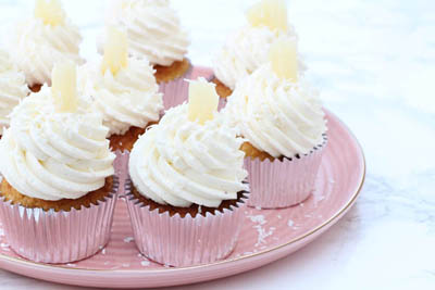 Skønne Cupcakes